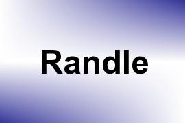 Randle name image