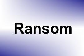 Ransom name image