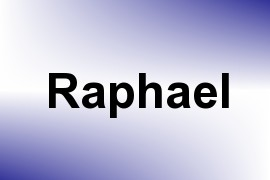 Raphael name image