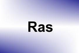 Ras name image