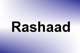 Rashaad name image