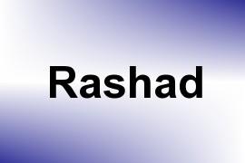 Rashad name image