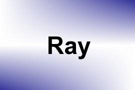 Ray name image