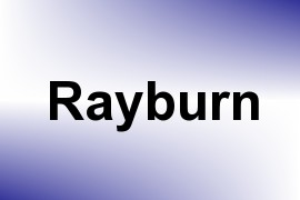 Rayburn name image