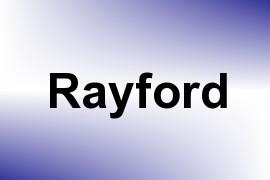 Rayford name image