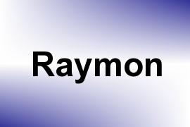 Raymon name image