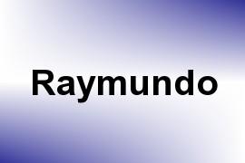 Raymundo name image