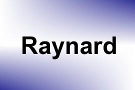 Raynard name image