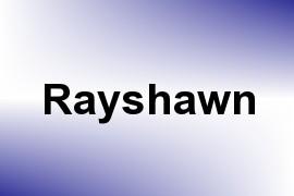 Rayshawn name image