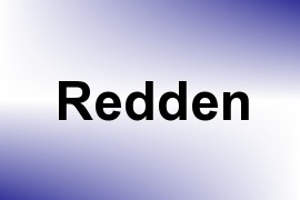 Redden name image