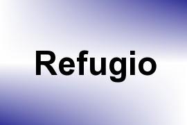 Refugio name image