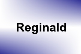 Reginald name image