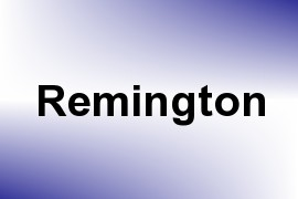 Remington name image