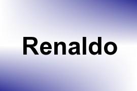Renaldo name image
