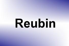 Reubin name image