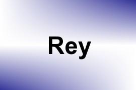 Rey name image