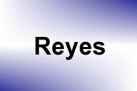 Reyes name image