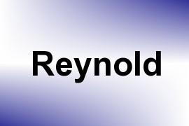 Reynold name image