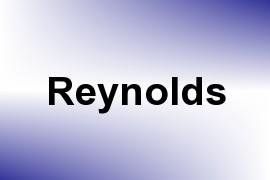 Reynolds name image