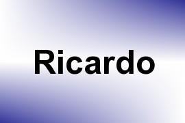 Ricardo name image