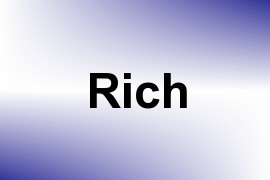 Rich name image