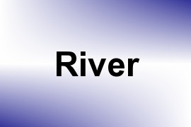 River name image