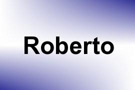 Roberto name image