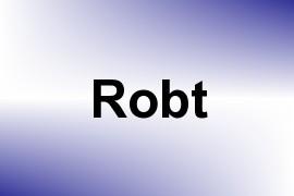 Robt name image
