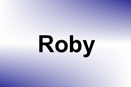 Roby name image