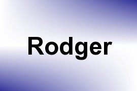 Rodger name image