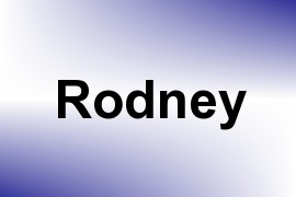 Rodney name image