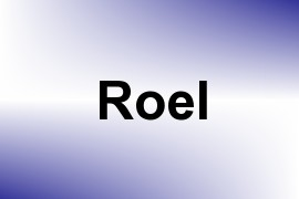 Roel name image