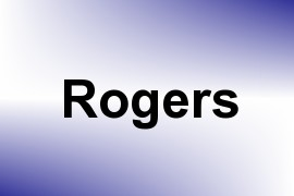 Rogers name image