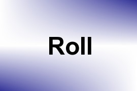 Roll name image