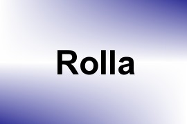 Rolla name image