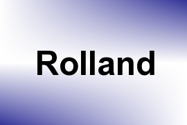 Rolland name image