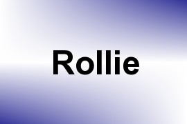 Rollie name image