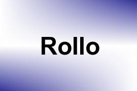 Rollo name image