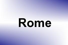 Rome name image