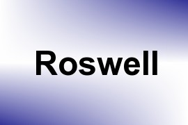 Roswell name image