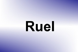 Ruel name image
