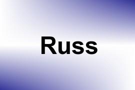 Russ name image