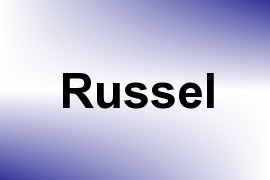 Russel name image
