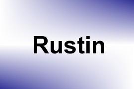 Rustin name image
