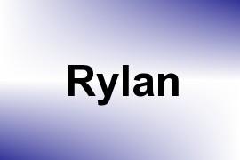 Rylan name image