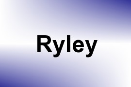 Ryley name image