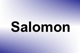 Salomon name image
