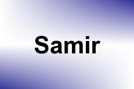 Samir name image