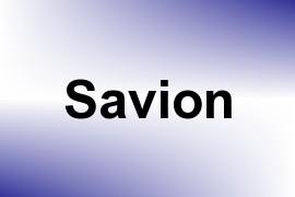 Savion name image