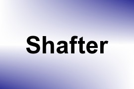 Shafter name image